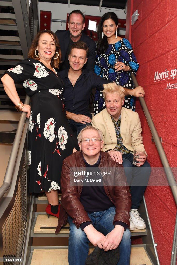"GBR: ""The Last Temptation Of Boris Johnson"" - Press Night - Curtain Call & After Party"