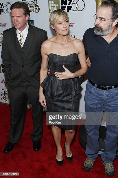 """Cast members Cary Elwes, Mandy Patinkin and Robin Wright attend the 25th Anniversary Screening & Cast Reunion Of """"The Princess Bride"""" During The 50th..."""