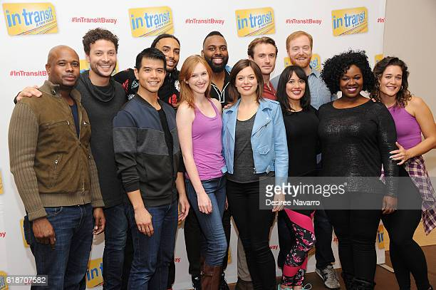 Cast members Chesney Snow Justin Guarini Steven 'Heaven' Cantor Nicholas Ward James Snyder Telly Leung Erin Mackey Margo Seibert Mariand Torres Moya...