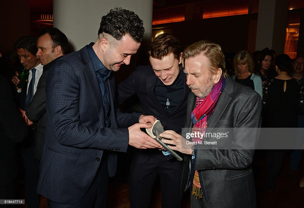 """The Caretaker"" - Press Night - After Party : News Photo"