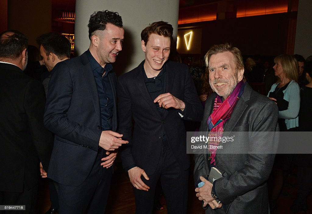 """""""The Caretaker"""" - Press Night - After Party : News Photo"""