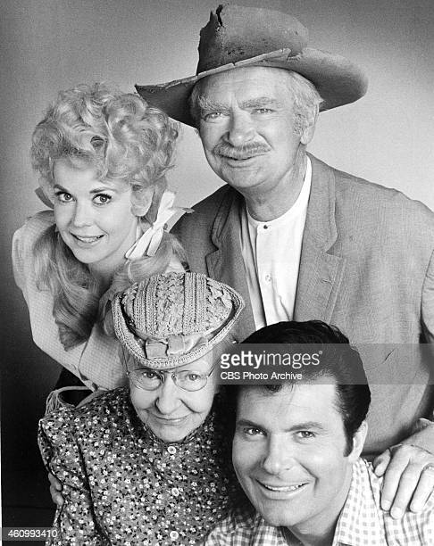 Donna Douglas Irene Ryan Buddy Ebsen and Max Baer Jr Image dated April 28 1970