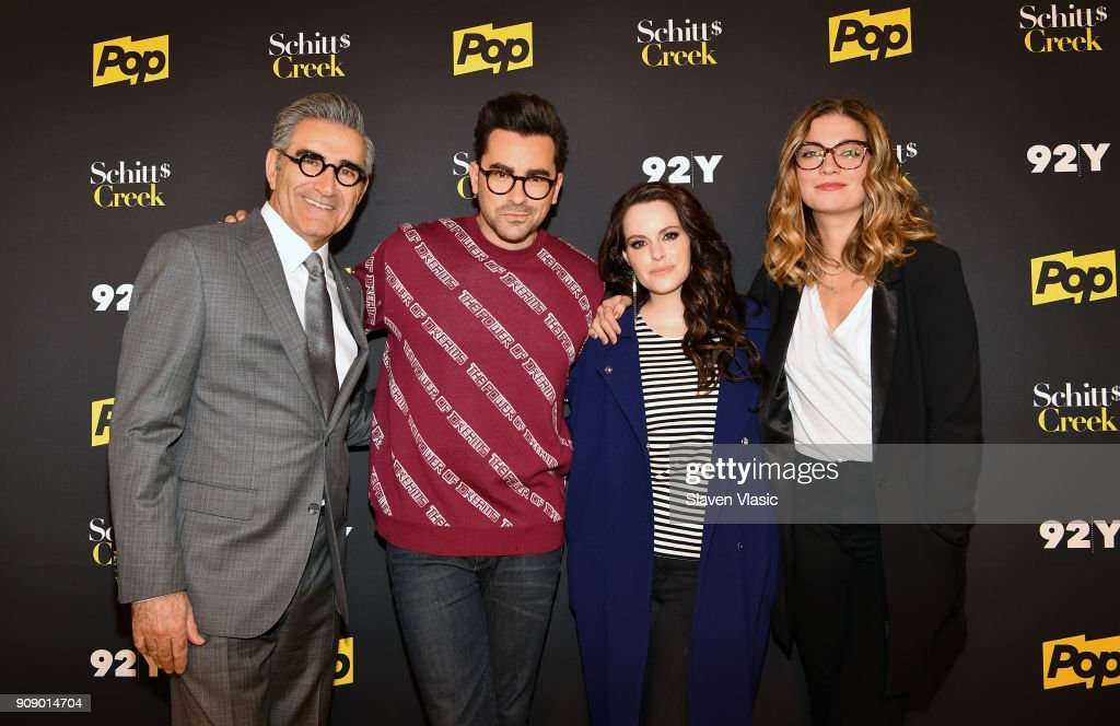 "92nd Street Y Presents: ""Schitt's Creek"""