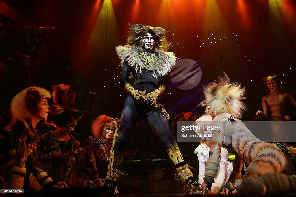 Cats The Musical Returns To Singapore : News Photo