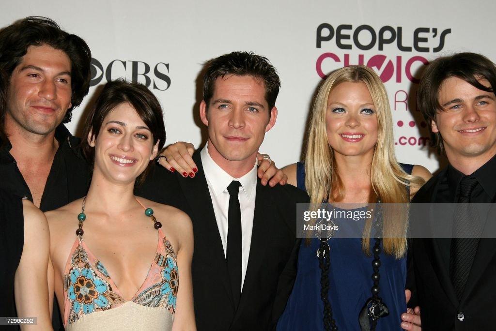 33rd Annual People's Choice Awards - Press Room : News Photo