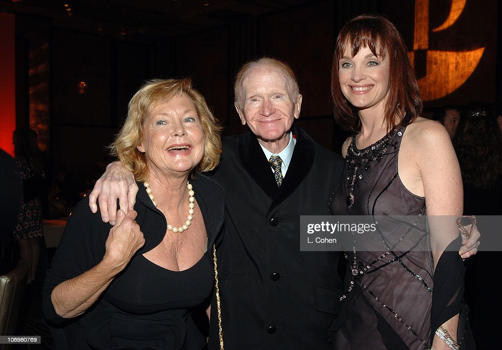 Cast members from The Poseidon Adventure, Carol Lynley, Red Buttons and Pamela Sue Martin