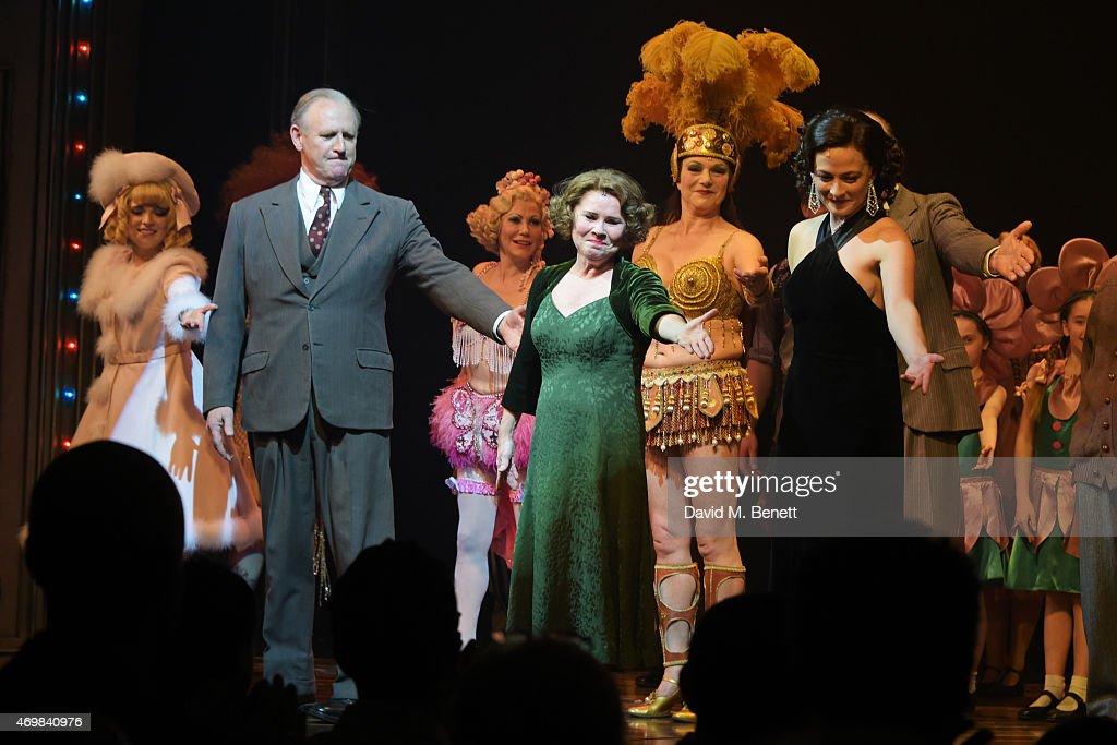 """Gypsy"" - Press Night - Curtain Call & Drinks"