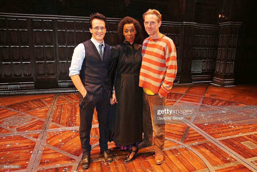 """Harry Potter & The Cursed Child"" - Press Preview - Backstage : News Photo"