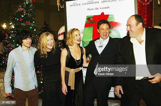 Surviving Christmas Cast.Dreamworks Premiere Of Surviving Christmas Arrivals Premium