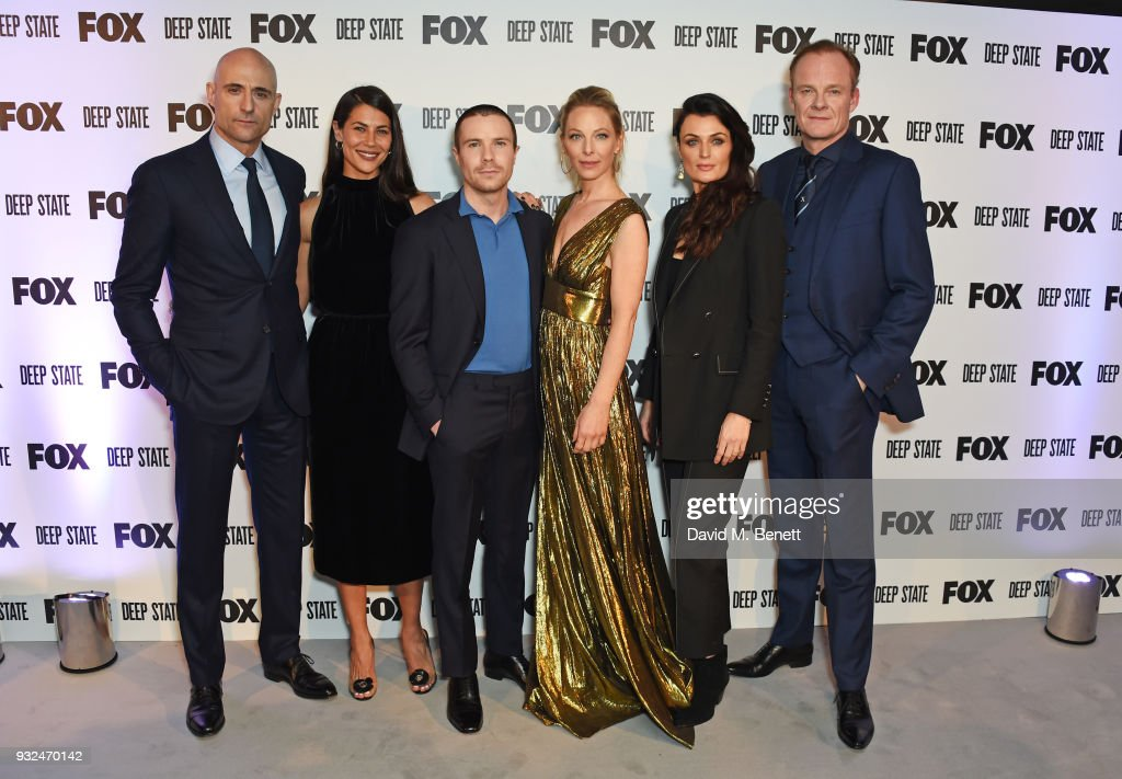 The Global Premiere Of Fox Networks Group's DEEP STATE, Starring Mark Strong : News Photo