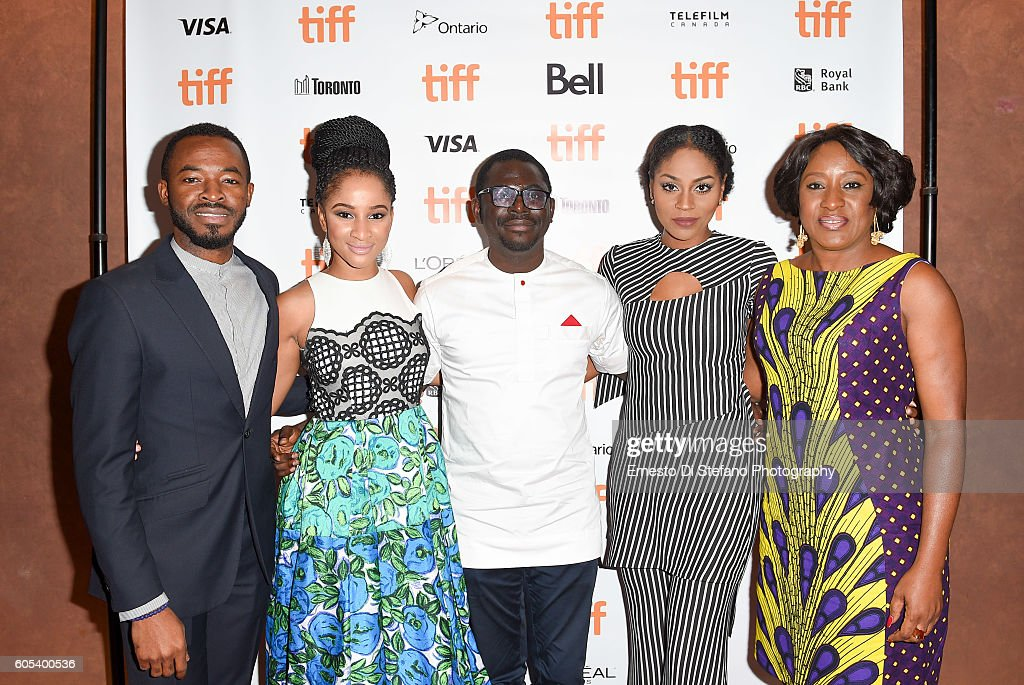 "CAN: 2016 Toronto International Film Festival - ""The Arbitration"" Premiere"