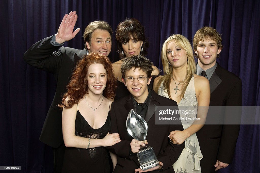 eight simple rules cast members