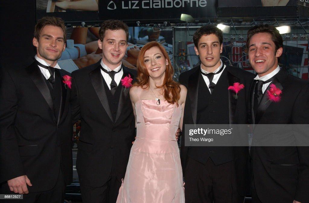 American Wedding Cast.Cast Members Of American Wedding Seann William Scott Eddie Kaye