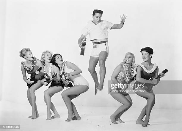 Pamela Austin as Selena Emerson Darlene Tompkins as Patsy Simon Joan Blackman as Maile Duval Elvis Presley as Chad Gates Jenny Maxwell as Ellie...