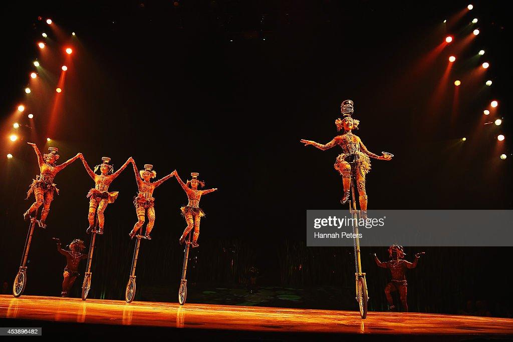 Cirque Du Soleil cancels all North Carolina shows to