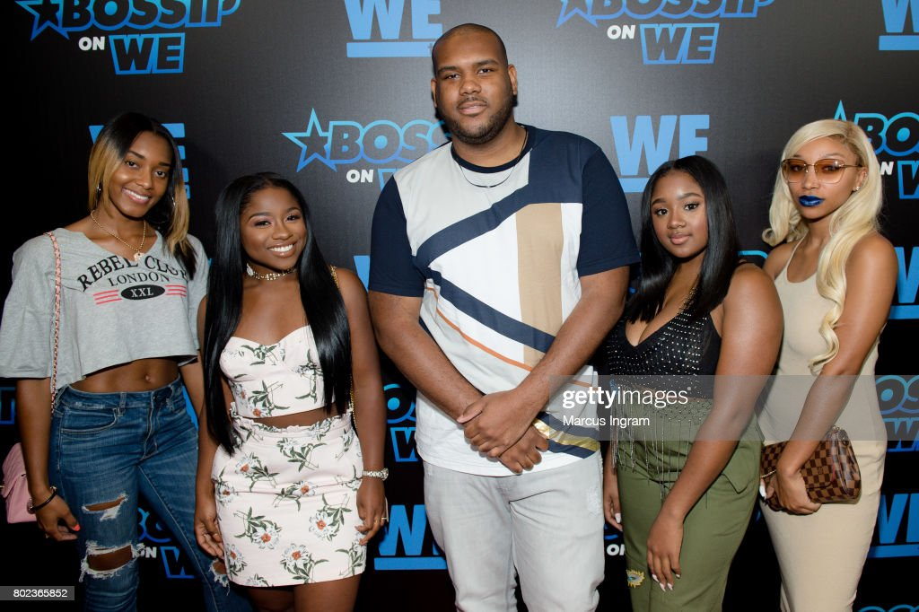 """Bossip On WE"" Atlanta Launch Celebration"