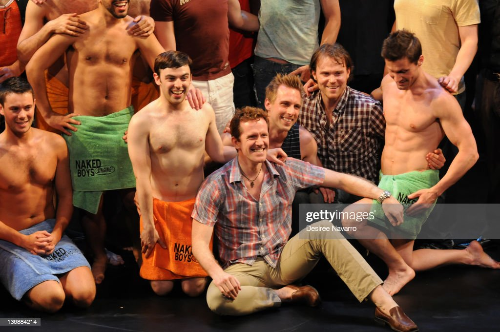 Naked broadway shows