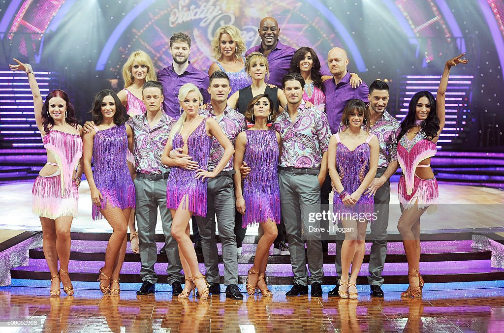 Strictly Come Dancing The Live Tour 2016 - Rehearsals