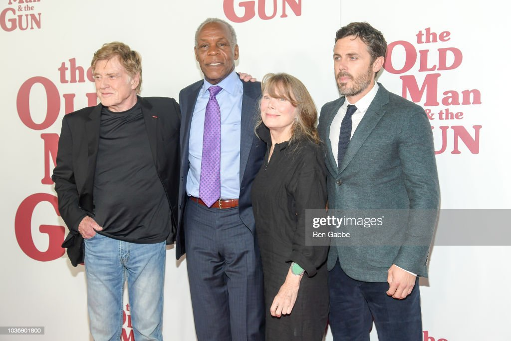 """The Old Man & The Gun"" New York Premiere"
