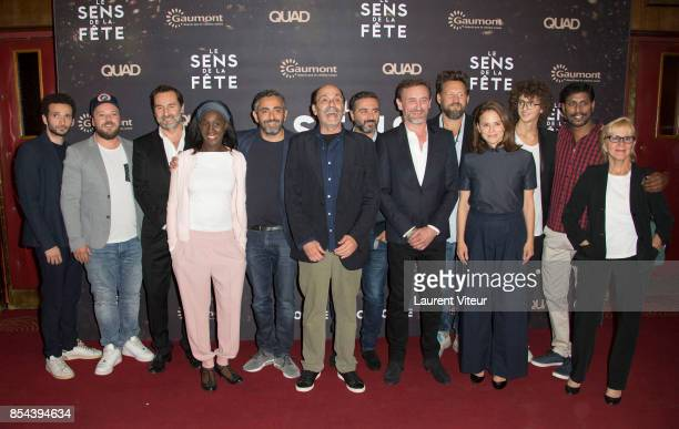 Cast members William Legbil Alban Ivanov Gilles Lellouche Eye Haidara Olivier Nakache JeanPierre Bacri Eric Toledano JeanPaul Rouve Suzanne Clement...