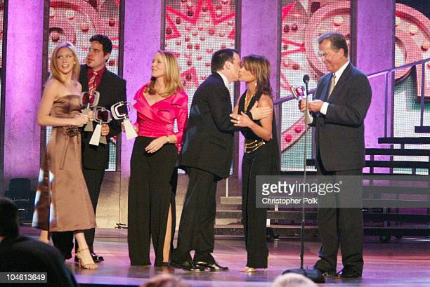 Cast of 'American Dreams' and Paula Abdul during The TV Land Awards Celebration of Classic TV at Hollywood Palladium in Hollywood CA United States