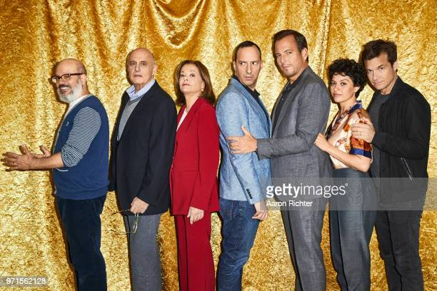 Cast of 'Arrested Development' are photographed for New York Times on May 22 2018 in New York City