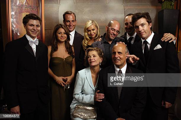 "Cast of ""Arrested Development"" winner for Outstanding Comedy Series"