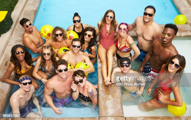 Cast of Big Brother 20 BIG BROTHER follows a group of people living together in a house outfitted with 94 HD cameras and 113 microphones recording...