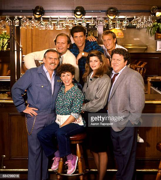 Cast of Cheers