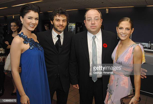 Cast of Corner Gas attends The 22nd Annual Gemini Awards at the Conexus Arts Centre on October 28, 2007 in Regina, Canada.