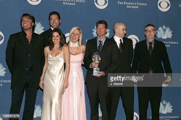 Home Edition during 31st Annual People's Choice Awards Pressroom at Pasadena Civic Auditorium in Pasadena California United States