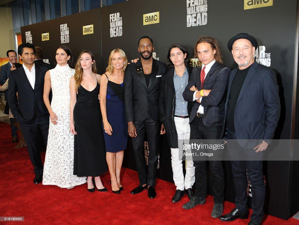 Cast Of Fear The Walking Dead Colman Domingo Frank