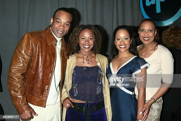 Chico Benymon, Rachel True, Essence Atkins and Telma Hopkins