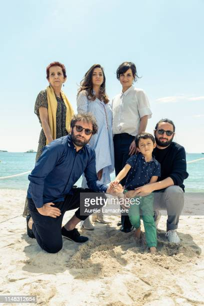 Cast of Litigante, poses for a portrait on May 22, 2019 in Cannes, France.