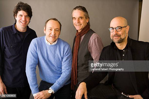 Cast of 'Margin Call'