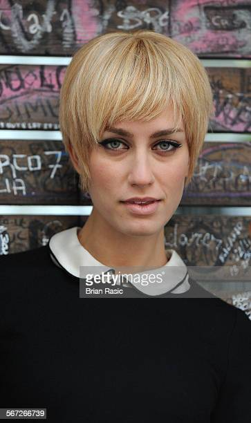 Cast Of New West End Theatre Show 'Backbeat' Abbey Road London Britain 01 Sep 2011 Ruta Gedmintas