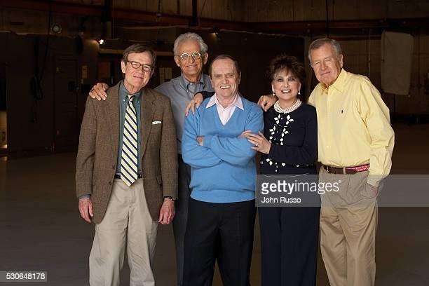 Cast of 'The Bob Newhart Show'