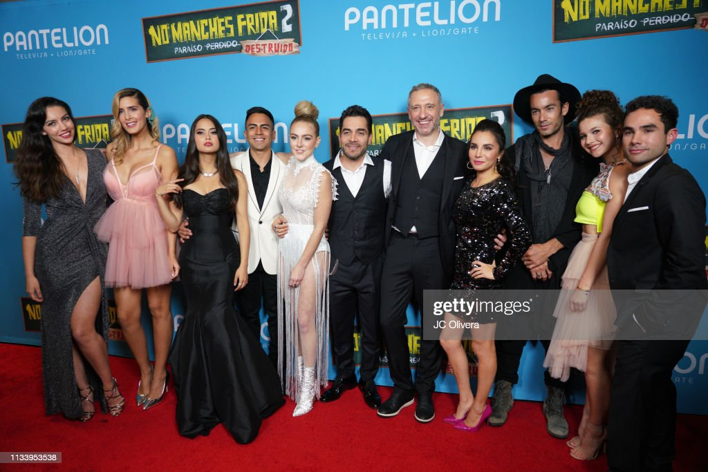 "Premiere Of Pantelion Films' ""No Manches Frida 2"" - Arrivals : News Photo"
