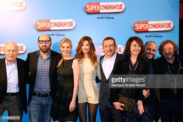 Cast of the movie producer Jerome Seydoux Kad Merad Judith El Zein Alice Pol director and actor Dany Boon Valerie Bonneton Jerome Commandeur and...