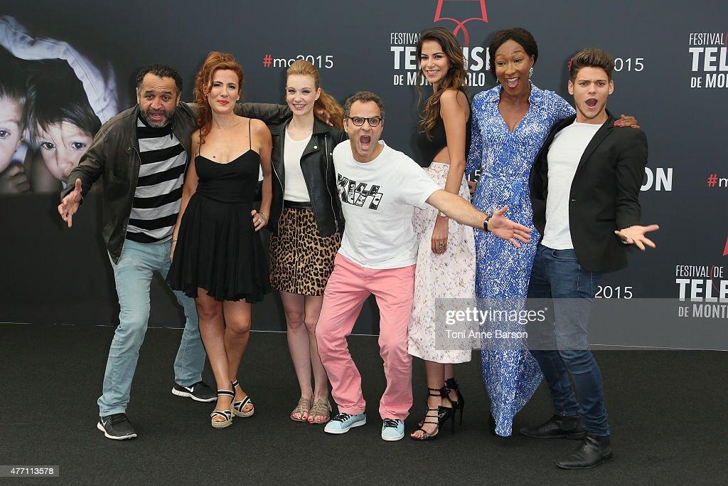 55th Monte Carlo TV Festival : Day 2 : News Photo