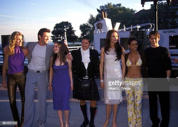 "Cast of ""X-Men"""