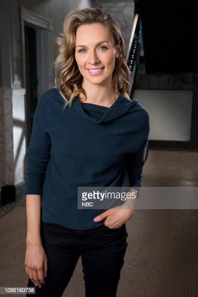 Cast Pullaways -- Pictured: Michaela McManus as Sarah Campbell --