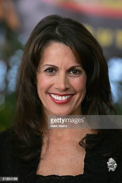 Castaway Lisa Keiffer attends the finale for Survivor Vanuatu Islands of Fire at CBS Television City December 12 2004 in Hollywood California