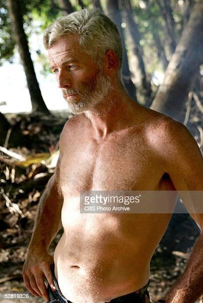 Castaway Tom Westman of the Koror tribe during 12th episode of Survivor Palau