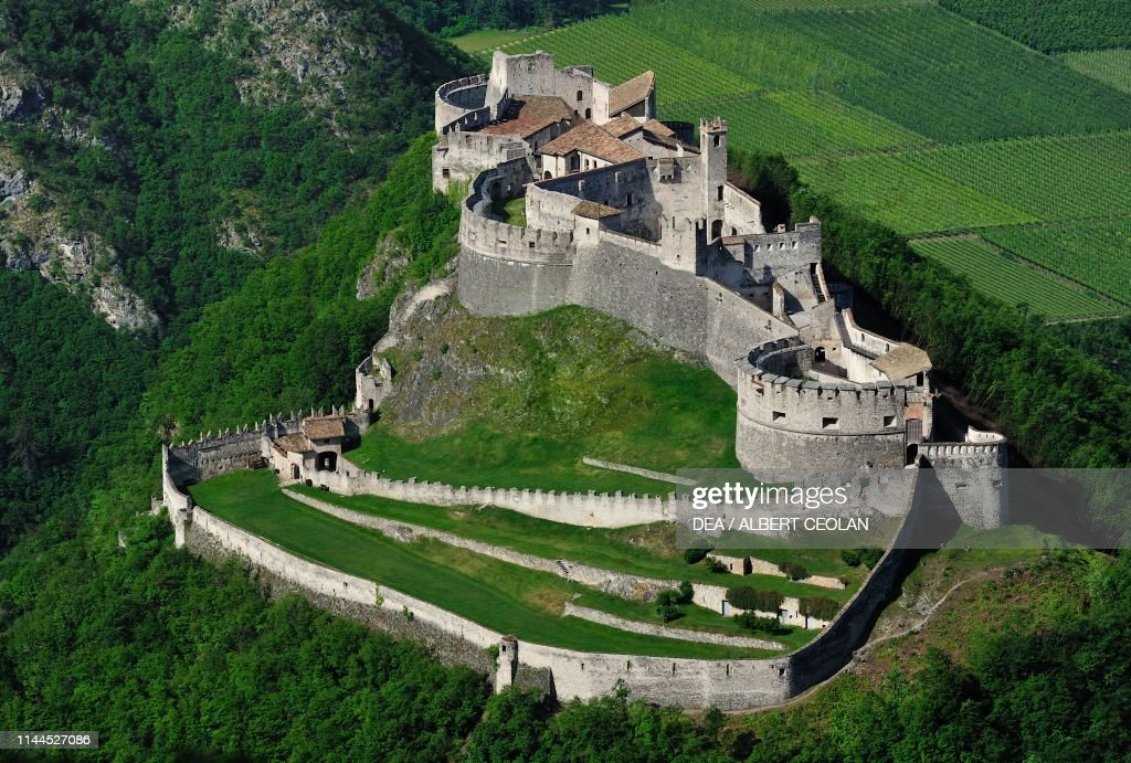 Castel Beseno, Besenello, Trentino-Alto Adige : News Photo