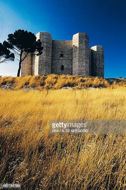 Castel del Monte , 13th century , Apulia, Italy.