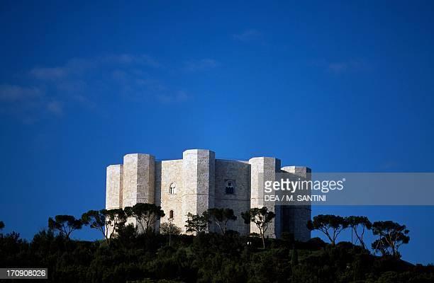 Castel del Monte , Andria, Puglia, Italy.