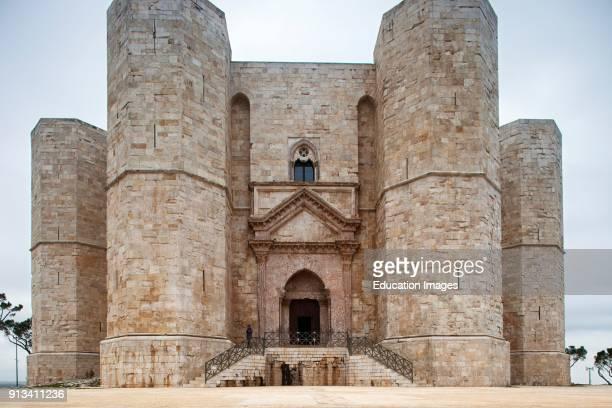 Castel Del Monte. Puglia. Italy.