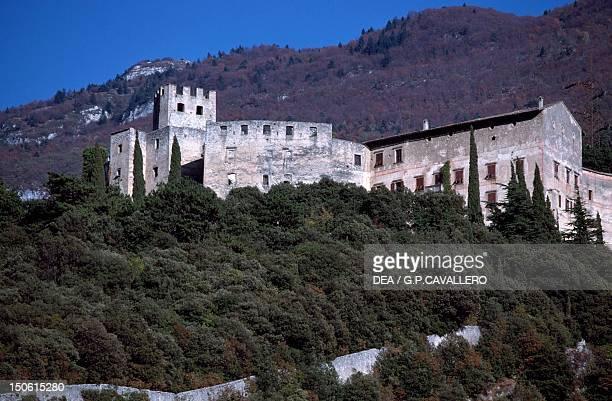 Castel Madruzzo Lasino 12th16th century TrentinoAlto Adige Italy