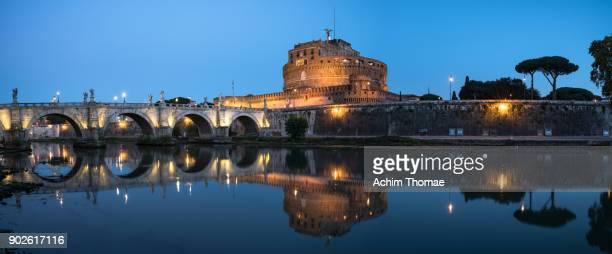 Castel San Angelo, Rome, Italy, Europe